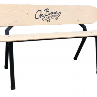 OnBoard Furniture: Irony Bench